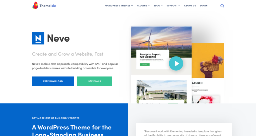 Temi WordPress per Blog e siti
