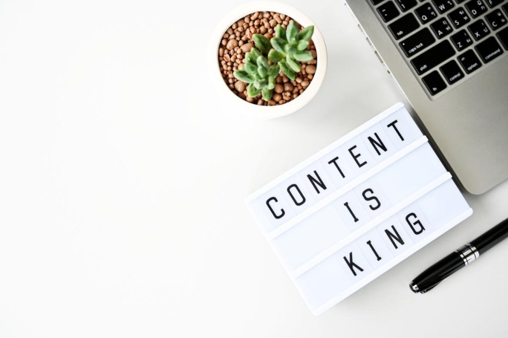 Content Marketing - contenuto