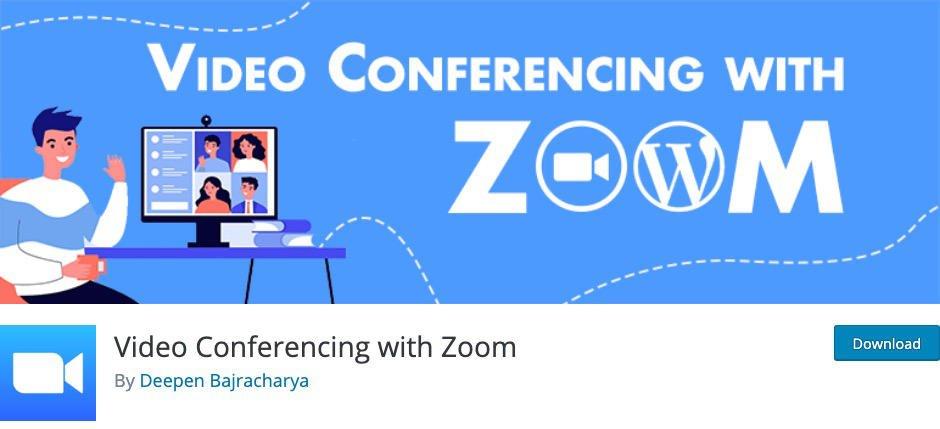 Webinar WordPress Zoom
