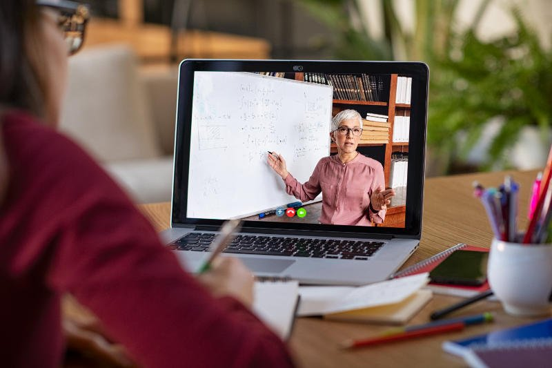 WordPress LMS Insegnante online