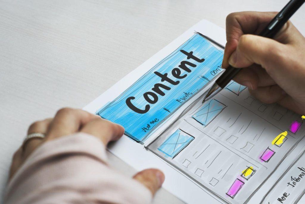 WordPress SEO Content