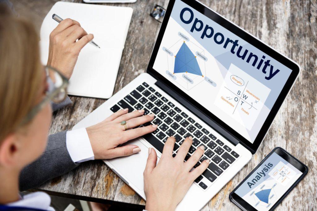 search engine marketing opportunità