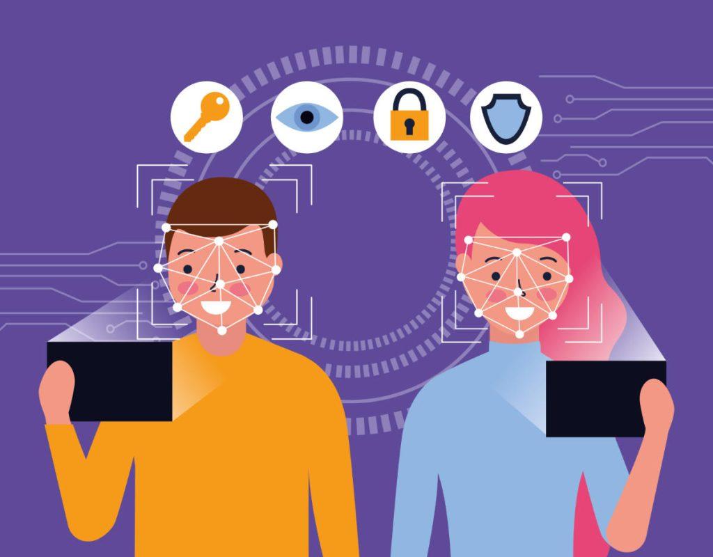 Autenticazione a due fattori biometrica
