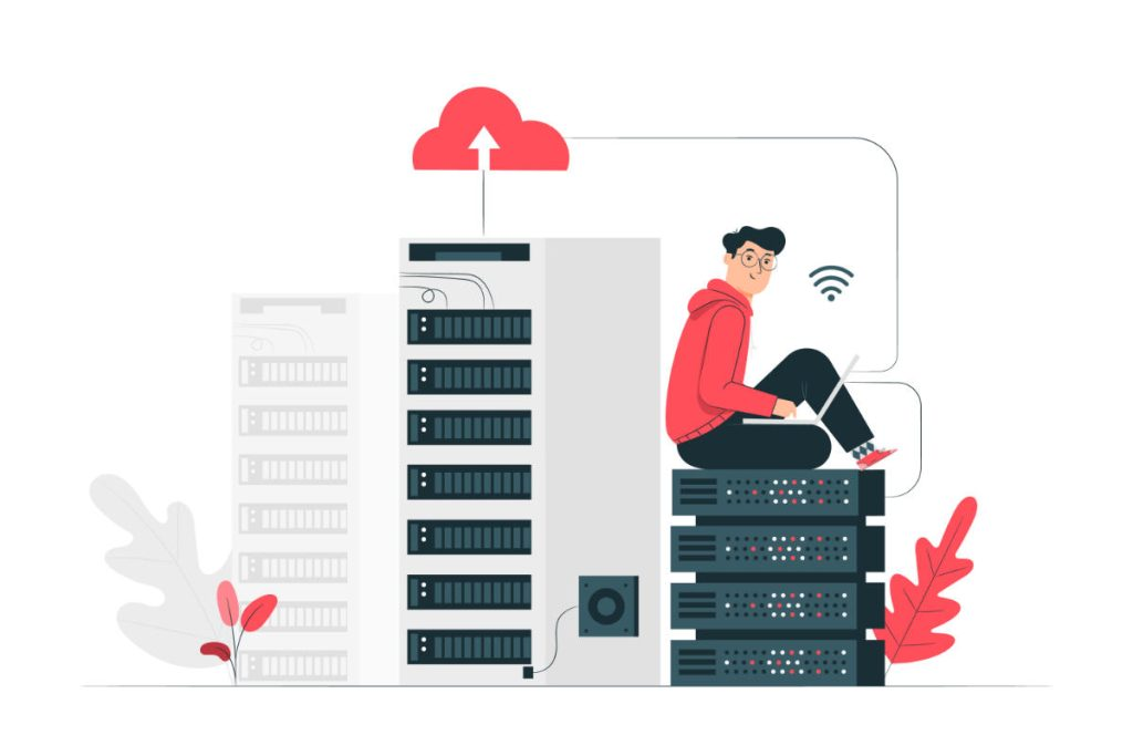 SEO friendly server